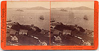 670 - Alcatraz from Telegraph Hill, San Francisco