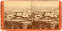 703 - View from the Residence of Bishop Kip, Rincon Hill, San Francisco