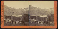 983 - Effects of the Earthquake, Oct. 21, 1868, Cal. St., North side