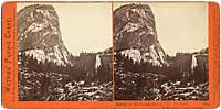 1084 - Yowiye, or the Nevada Fall and Mt. Broderick