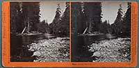 1109 - View on the Merced, Yosemite Valley
