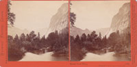 Mount Starr King, Yosemite Valley, Marposa County, Cal.