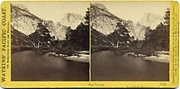 1129 - The Domes, Yosemite Valley, Mariposa County, Cal.