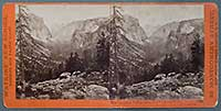 1138 - The Yosemite Valley, from the Mariposa Trail