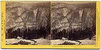 1144 - Yosemite Falls, from the Sentinel Dome