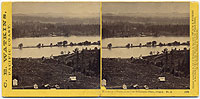 1202 - Panorama of Portland and the Willamette River, Oregon #2