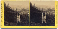 #1209 - Panorama of Portland and the Willamette River, Oregon #9