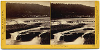 1219 - The Willamette Falls, Oregon