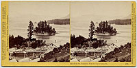 1273 - Islands in Columbia from Upper Cascades