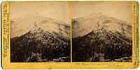 1548 - Shasta Peak, from near the Summit, Siskiyou County, Cal.