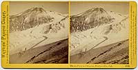 1550 - Shasta Peak and Glacier, Siskiyou County, Cal.