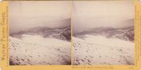 1554 - Glacier on Mt. Shasta, Siskiyou Co., Cal.