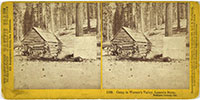 Camp in Warner's Valley, Lassen's Butte, Siskiyou County, Cal.