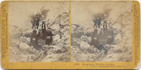 1576 - Group at the Witches Cauldron, Devil's Canon, Geysers, Napa County, Cal.