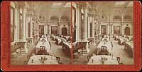 1740 - Lick House Dining-room, S.F.