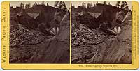 1825 - Union Diggings, Columbia Hill, North Bloomfield Gravel Mining Co.
