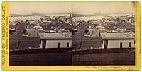 1843 - City of Vallejo and Suburbs, from the residence of A.D. Woods (No. 5)