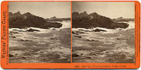 2038 - Surf View, Farallone Islands, Pacific Ocean