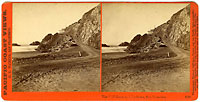 3606 - The Cliff House and Environs, San Francisco.