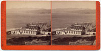 3609 - The Cliff House and Environs, San Francisco.