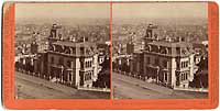 3641 - View from the Residence of Chas. Crocker, Esq., S.F. California St.