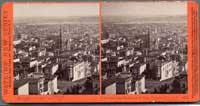 3642 - View from the Residence of Chas. Crocker, Esq., S.F. California St.