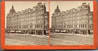 3691 - Baldwin Hotel, Market and Powell Sts., San Francisco.