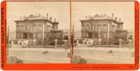 3702 - Residence of Gov. Stanford, Cal. St. Hill, S.F.