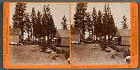 4024 - Cottages at the Warm Springs Hotel, Lake Tahoe.