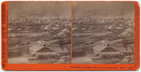 4123 - Panorama of Virginia City from North End, Nev. #4
