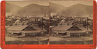 4126 - California Pan Mill, Virginia City, Nev.