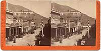 4136 - View in C Street, Virginia City, Nev.