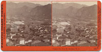 4168 - Virginia City, Nev., view from Mt. Davidson, No. 2.