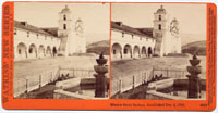 4643 - Mission Santa Barbara, Established Dec. 4, 1786, Cal.