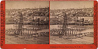 5211 - Panorama of Seattle, Puget Sound, W.T., No. 5.