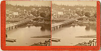 5213 - Panorama of Seattle, Puget Sound, W.T. (No. 7)