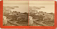 5224 - Panorama of Seattle, (W.T.), from Denny's Hill, No. 7.