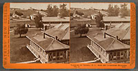 5265 - Panorama of Victoria, (B.C.), from the Gov't Buildings, No. 2.