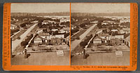 5269 - Panorama of Victoria. (B.C.), from the Gov't Buildings, No. 6.