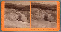 E202 - Minerva Terraces, Mammoth Hot Springs, Nat'l Park
