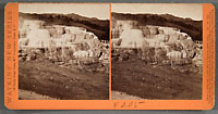 E205 - Minerva Terraces, Mammoth Hot Springs, Nat'l Park