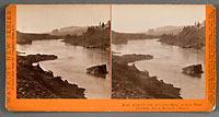 E50 - Distant View, Castle Rock, Looking West, Oregon