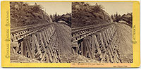 29 - Trestle in Clipper Ravine, near Clipper Gap