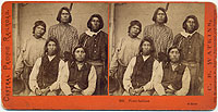 283 - Piute Indians, at Reno