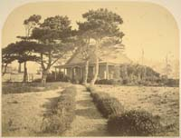 176 - Residence of Mr. Freundt, City of Mendocino