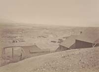 1319 - San Pedro Valley from Contention Mill, Arizona Territory