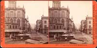 1771 - Market Street, from New Montgomery and Market Streets, San Francisco.