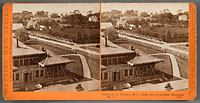 5266 - Panorama of Victoria, (B.C.), from the Gov't Buildings, No. 3.