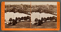 5273 - Panorama of Victoria, (B.C.), from the Gov't Buildings, No. 10.