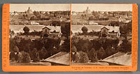 5276 - Panorama of Victoria, (B.C.), from the Gov't Buildings. No. 13.